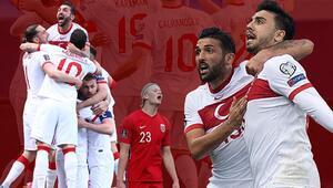 Norveç 0-3 Türkiye (Maçın özeti ve golleri)