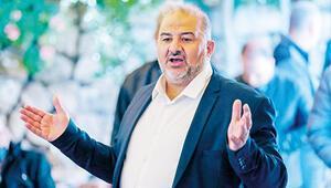 Netanyahu'nun kaderi Arap partisinin elinde