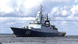 Rusya'dan Doğu Akdeniz'e yığınak
