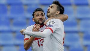 Milli Takımın vurduğu gol oluyor