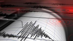 Deprem mi oldu Nerede, kaç şiddetinde deprem oldu Deprem bir kez daha Türkiyenin gündeminde–