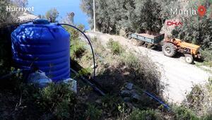 Kelebekler Vadisinin suyunu 33 yıldır otel ve  pansiyonlar içme suyu olarak kullanmış