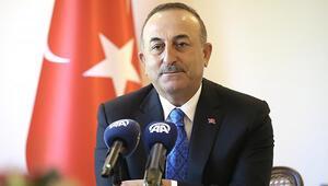 Dışişleri Bakanı Çavuşoğlu, Asyanın Kalbi-İstanbul Süreci Konferansı için Tacikistanda