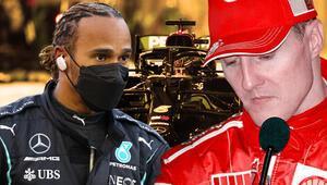 Lewis Hamilton, Michael Schumacherin rekorunu kırdı
