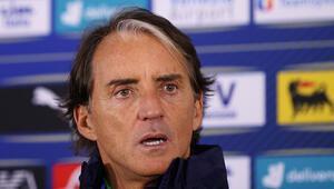 İtalyada Roberto Manciniden Türkiye itirafları Bize zorluk çıkaracaklar