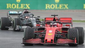 Formula 1 İtalya yarışı ne zaman Tarih belli oldu