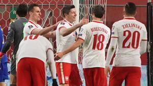 Lewandowski attı, Polonya 3 puanı kaptı