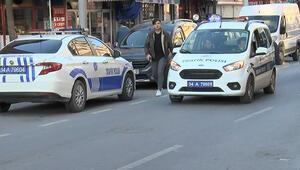 Sultangazide yolun karşısına geçerken minibüsün çarptığı çocuk hayatını kaybetti