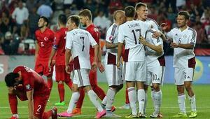 Türkiye ile Letonya 7. kez karşılaşacak