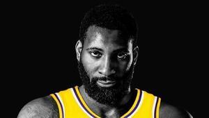 Los Angeles Lakerstan Andre Drummond hamlesi