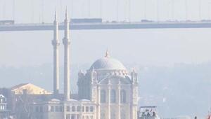 Haliç, Balat ve Karaköy....Hava kirliliği tarihi yapıları yok ediyor