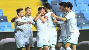 1. Ligde en fazla altyapı oyuncusuna şans veren takım Bursaspor