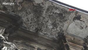 Hava kirliliği tarihi yapıları yok ediyor