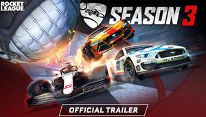 Rocket League'de F1 ve NASCAR heyecanı
