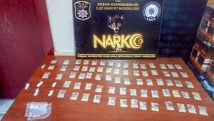 Edirne'deki uyuşturucu operasyonunda 1 tutuklama