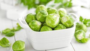 Brüksel lahanasının faydaları nelerdir İşte Brüksel lahanasının kalorisi ve besin değeri