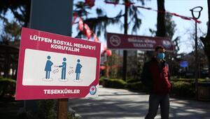 Ankara güncel koronavirüs risk haritası: Ankarada hafta sonu sokağa çıkma yasağı var mı