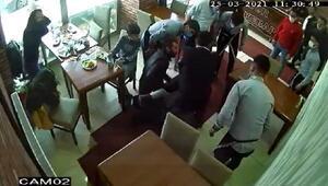 Restoran işletmecisinin nefes borusuna et kaçan çocuğu kurtarma anı