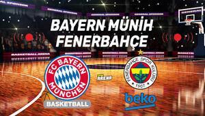 Bayern Münih - Fenerbahçe Beko maçı saat kaçta, hangi kanalda, şifreli mi