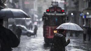Hava nasıl olacak Meteorolojiden İstanbula yağmur uyarısı - MGM 30 Mart il il hava durumu