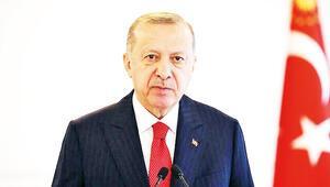 Erdoğan'dan Atina'ya milli bayram mesajı