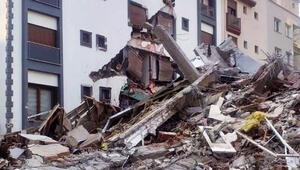 Deprem yıkamadı ekipler yıktı