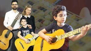 Lego gitara ABD'den ödül