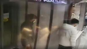 Çok sayıda eve girdiler Hırsızlar güvenlik kamerasına yakalandı
