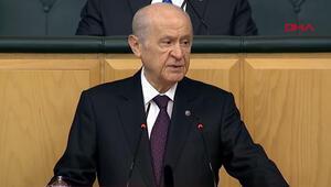 MHP lideri Bahçeliden İstanbul Sözleşmesi açıklaması