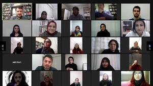 Ortahisar Gençlik Birimi'nin online etkinliklerine ilgi