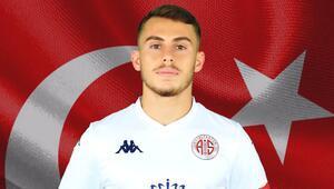 Antalyaspor'un yükselen değeri Bünyamin Balcıdan 6 gol katkısı