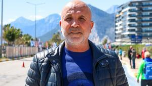 Alanyaspor Başkanı Çavuşoğlu: Hedefimiz Avrupa kupalarına gitmek...