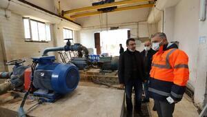 DİSKİ, Erganideki pompa istasyonunu yeniledi