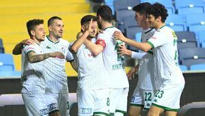 Bursaspor, Şenol Güneş döneminden sonra en golcü sezonunu yaşıyor