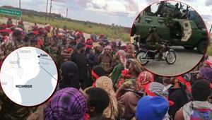Son dakika haberler: DEAŞ Mozambikin Palma kasabasını ele geçirdi: Portekiz bölgeye 60 kişilik birlik gönderiyor