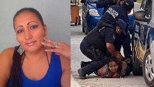 Meksikayı karıştıran cinayeti Polis sığınmacı kadının boynunu kırdı
