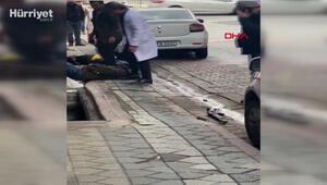 Sultangazide akrabalar arasında silahlı kavga: 3 yaralı