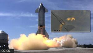 SpaceX Starship dördüncü testinde de başarısız oldu