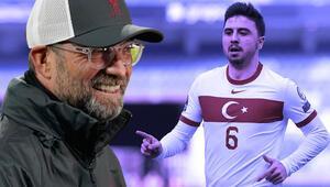 Fenerbahçenin yıldızı Ozan Tufan Liverpoolun radarında Jürgen Klopp görevlendirdi...