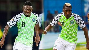 Etebo gol attı, Onyekuru asist yaptı, Nijerya farklı kazandı