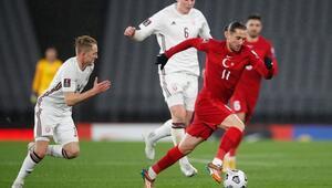 Türkiye 3-3 Letonya (Maçın özeti ve goller)