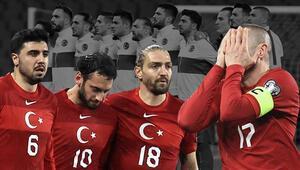 Türkiye - Letonya maçının kırılma anı Herkes bunu konuşuyor, 97 yıllık hasret...