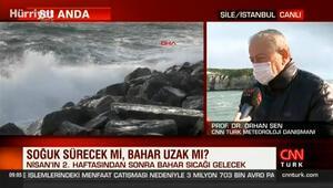 Soğuk sürecek mi İşte Türkiyenin hava durumu