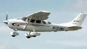 Meksikada Cessna 206 tipi uçak düştü: 2 ölü; 2 yaralı
