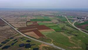 Edirnede 78 bin dekar alan modern sulamaya açılacak