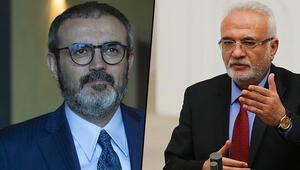 AK Partide Mahir Ünal ve Mustafa Elitaş, grup başkanvekili oldu
