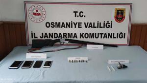 Osmaniye'de uyuşturucu operasyonuna 8 gözaltı