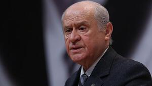 MHP lideri Bahçeliden AYMnin HDP kararına tepki
