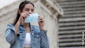 Viyana'da ilk defa bazı dış alanlarda maske zorunlu oldu