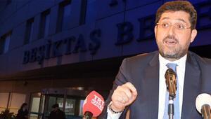 Eski Beşiktaş Belediye Başkanı Murat Hazinedar hakim karşısında